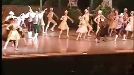 克里姆林宫芭蕾舞剧院 [天鹅湖]片段 五