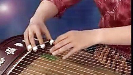 少儿古筝教程 2-06综合练习曲(04顽皮的猴子)
