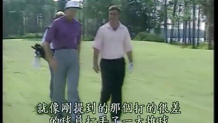 大卫利百特高尔夫教学视频-临场应用2