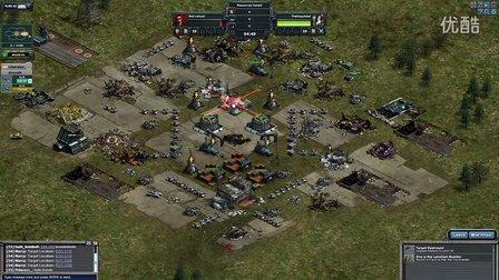 War Commander-Spectre lv1Rogue Faction Base Attack