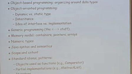 加州大学伯克利DATA STRUCTURES数据结构Lecture 42