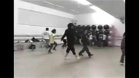 李准基《J Style》练舞现场