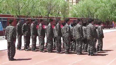 路路通2012年军训 第一批