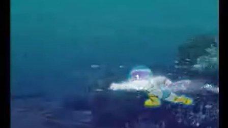 蓝猫淘气海洋系列--海洋猛兽--魟