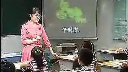 三年级 花钟 (三年级小学语文优质课公开课观摩课示范课专辑)