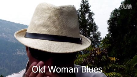 Old Woman Blues