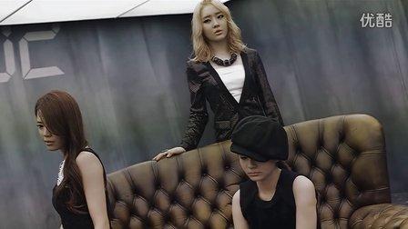 【OC】T-ARA(雅琳)&Shannon&Gavy NJ - 日与夜 MV