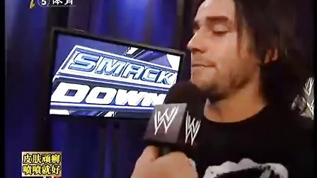 wwe smackdown 20090731WWE-SmackDown 中文解说