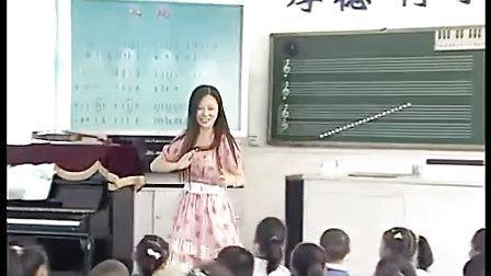 小学二年级音乐优质课视频《大海》邓娟