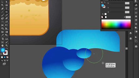 adobe illustrator教程ai教程ai视频教程UI设计手机小图标_3