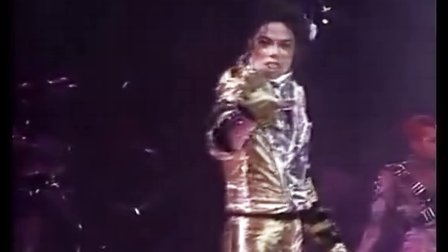 迈克尔。杰克逊吉隆坡演唱会2