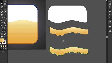 adobe illustrator教程ai教程ai视频教程UI设计手机小图标_2