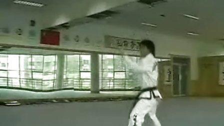 【侯韧杰  TKD   精华篇】之 中国 ITF 代表人物
