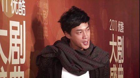 2011优酷大剧盛典 红毯 何润东 16