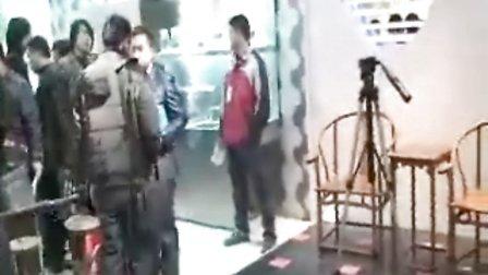 中华橱柜网  北京建筑博览会 人物专访 西姆橱柜副总经理  宁延达