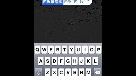 WI输入法 for iphone ipod V1.2