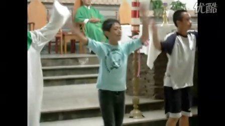 2010.7.25   徐杰   教會舞蹈表演
