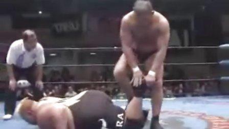 2010.04.04 全日本摔角 浜亮太 vs 鈴木みのる