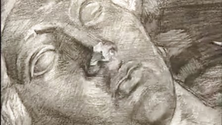 中央美术学院造型写生静物素描5.画面调整