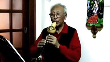 葫芦丝高手之路1--克服咕音练习