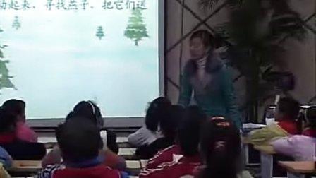 小学三年级语文优质课展示下册《燕子专列》实录说课_人教版_庞美萍