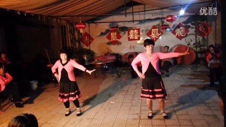 走西口广场舞