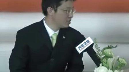 2010年北京车展专访:江西昌河汽车有限责任公司副总经理-朱建