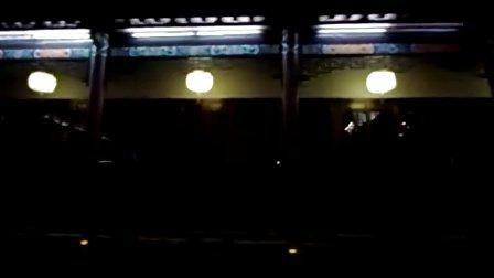 3月10日夜游秦淮河
