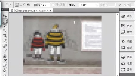 Adobe Photoshop CS4 02(图像的本质)