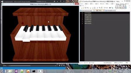 Piano Melody v1.0电脑屏幕录制[NuiCtrl.com]