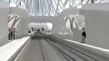 圣地亚哥卡拉特拉瓦未来火车站