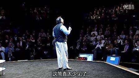 TED,用紙筆改變政治.,2010