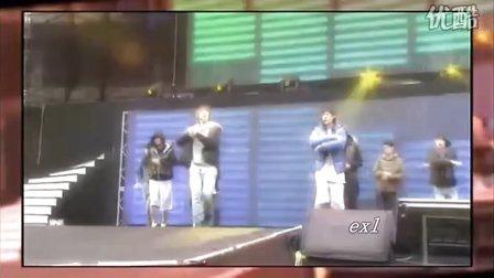 SS501 PERSONA Concert Rehearsal Scenes 1