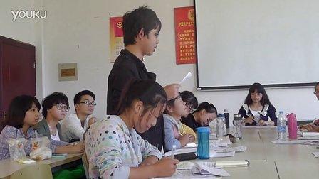 2013年江西农业大学经管院语言文化部第五轮模辩A组(盘问小结)
