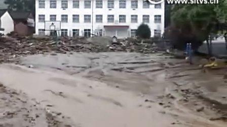陕西省丹凤县7.23特大暴雨洪水纪实(商洛新闻网)