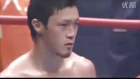 K-1格斗比賽2010 久保 優太 vs 大和 哲也