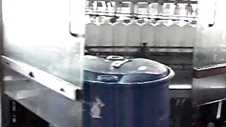1000ml液体灌装线 16头液体灌装机,旋盖机,封口机,转盘