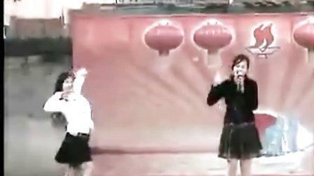 2007年益阳四通电脑中等学校沅江校区元旦文艺汇演(中)