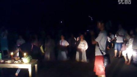 中秋节祭月