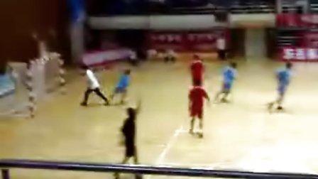 山东省运动会东岳杯手球比赛淄博Vs滨州
