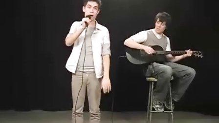 Sam Tsui 和Kurt Schneider串烧lady gaga