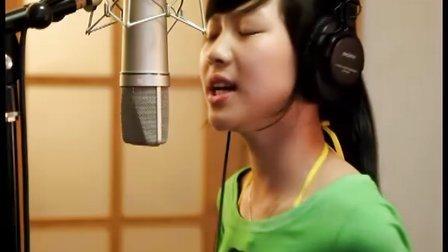 林依婷《飞舞》(晓峰录音工作室录制)
