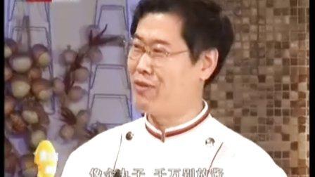 蘑菇炖豆腐 木鱼花滑丸子  秘制茶鸡蛋20100127