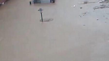 口前洪水实拍008