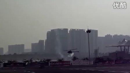 泰國Theeradet最後一圈自由飛(低飛炸機版)