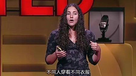 TED,跟人類一樣非理性的猴群經濟,2010