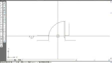 22.AutoCAD2010视频教程 圆弧3 如何画圆弧
