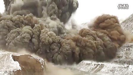 【藤缠楼】炸毁一座山震撼一幕_标清