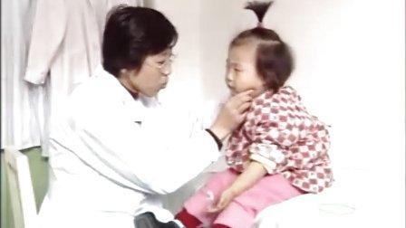 小儿推拿师—小儿慢性咽炎及慢性扁桃体炎