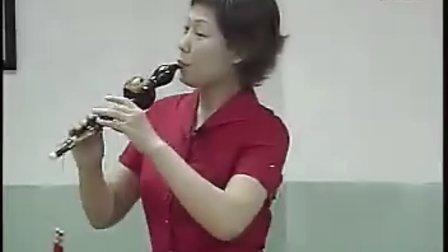 小学三年级音乐优质课视频《金孔雀轻轻跳》栗玉娟